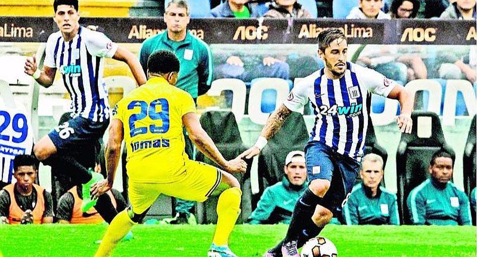 Alianza Lima. Alejandro Hohberg rescata cambio de actitud del equipo