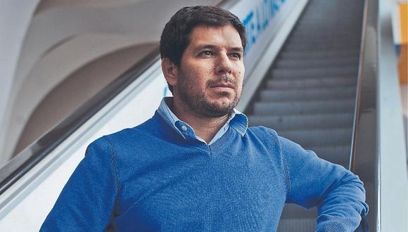 """Renato Cisneros: """"Quiero que mi hija sepa que no me faltó honestidad"""""""