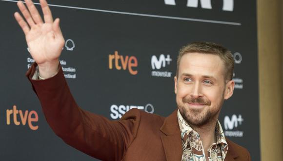 """El actor Ryan Gosling será el próximo """"Wolfman"""". (Foto: AFP)"""