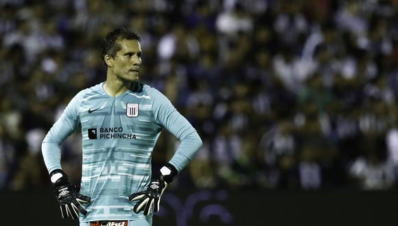 Leao Butrón también dejó un mensaje para los hinchas de Alianza Lima. (Foto: GEC)