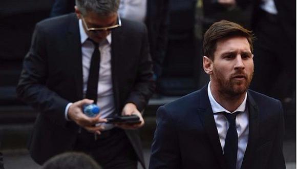Lionel Messi está metido en una nueva demanda [FOTO]