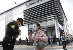 Bono 600 soles: Banco de la Nación lanza campaña para evitar más aglomeraciones