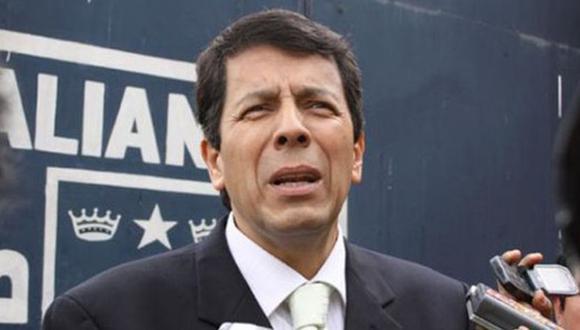 Tito Ordóñez en contra de que se declare campeón a Alianza Universidad