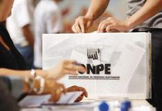 Elecciones 2021, ONPE: a qué hora debo votar el 11 de abril según mi DNI