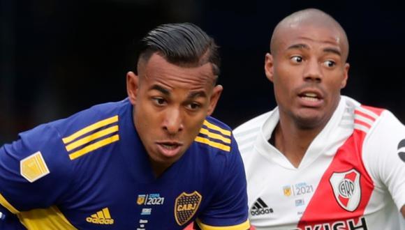 Boca vs. River en vivo vía FOx Sports y ESPN. FOTO: ESPN Argentina
