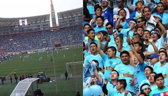 Alianza Lima vs. Sporting Cristal: duelo será solo con hinchas 'celestes'