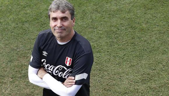 Nestor Bonillo, preparador físico de la selección peruana, considera que Christian Cueva llegará bien al club donde le toque jugar.