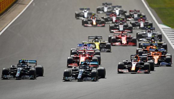 Lewis Hamilton, líder del campeonato, comandará desde el inicio la sexta prueba del Mundial. (Foto: AFP)