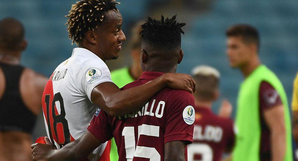 Selección Peruana | Ricardo Gareca reveló por qué André Carrillo fue suplente y jugó solo 5 minutos | VIDEO