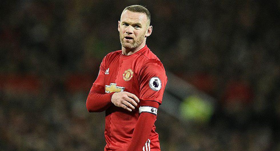 Wayne Rooney: Recomiendan al delantero jugar en la Superliga China