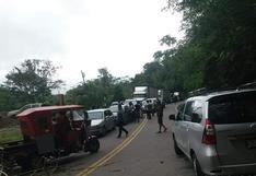 Paro de cocaleros: autoridades no llegaron a un acuerdo y carretera Interoceánica continuará bloqueada
