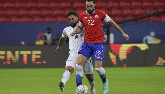 Chile vs. Paraguay en vivo se enfrentan por la fecha 4 de la Copa América