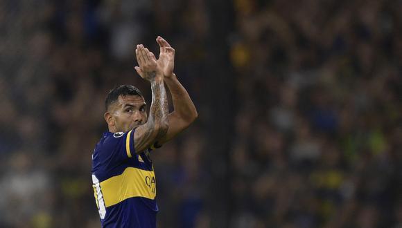 Carlos Tevez está en la mira de tres clubes de la MLS. (Foto: AFP)