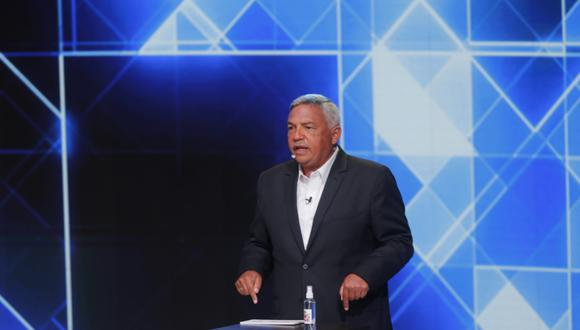 Alberto Beingolea fue para los televidentes quien ganó el debate presidencial de este 29 de marzo.  (GEC)