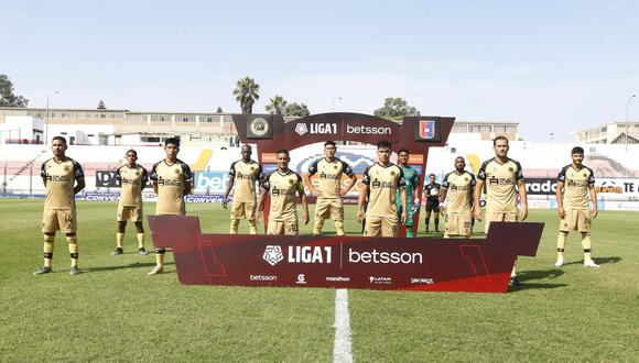 En 2020, Real Garcilaso pasó a llamarse Cusco FC. (Foto: Liga de Fútbol Profesional)