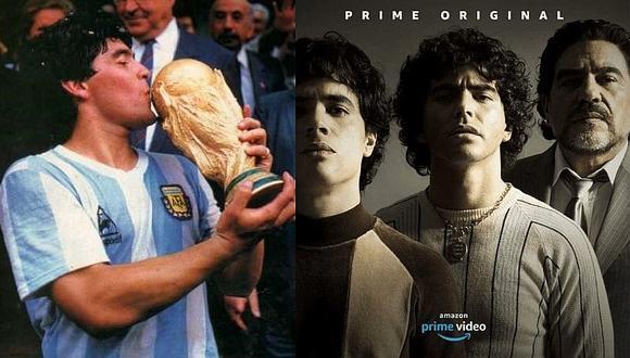 Miniserie de Diego Maradona en peligro