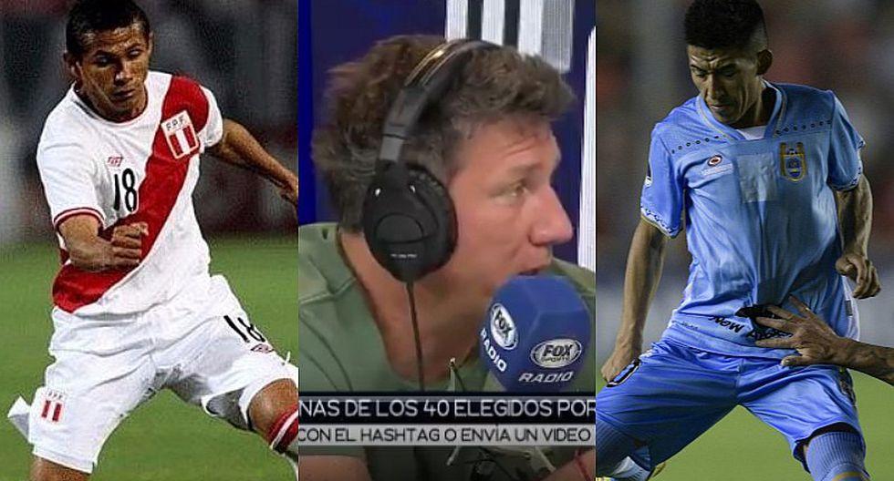 Selección Peruana: Flavio Maestri comparó a Andy Polar con Willian Chiroque previo a la Copa América 2019    VIDEO