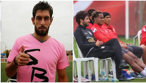Selección peruana: Juan Cominges se sumó a los trabajos en la Videna