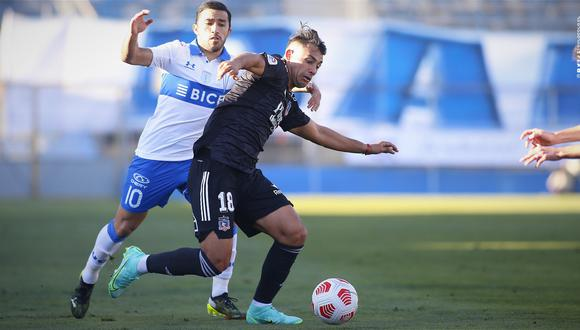 Se repartieron los puntos. Universidad Católica empató 0-0 con Colo Colo por el duelo del campeonato nacional de Chile. (Foto: Colo Colo)