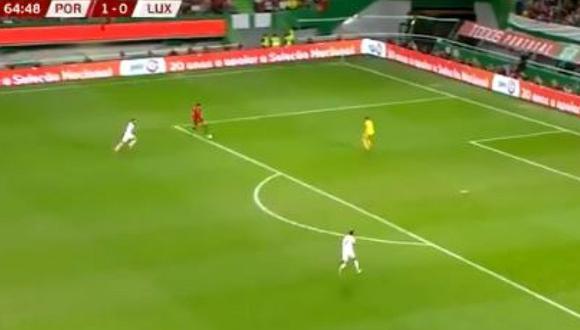 Portugal 2-0 Luxemburgo   golazo de Cristiano Ronaldo por las Eliminatorias a la Eurocopa 2020   VIDEO
