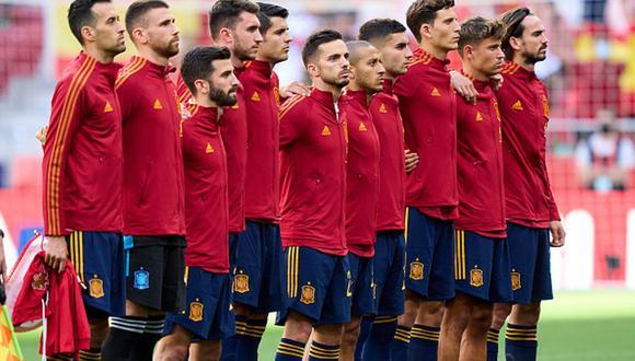 La Selección de España debutará ante Suecia en la Eurocopa. (Foto: Agencias)