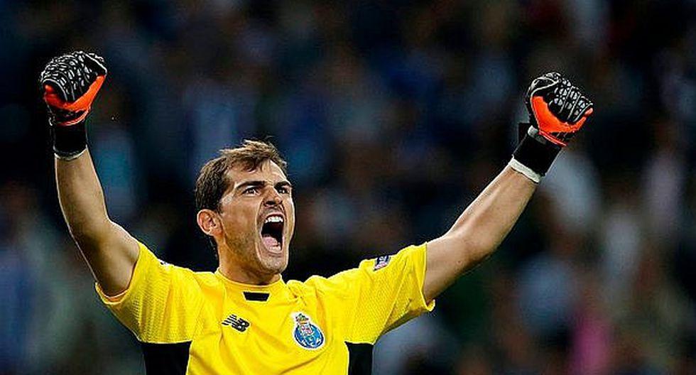 Iker Casillas y la impresionante cantidad partidos a los que llegó como profesional
