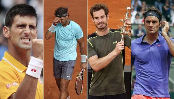 Ránking ATP: Djokovic sigue liderando y Nadal conserva el décimo lugar [FOTOS]