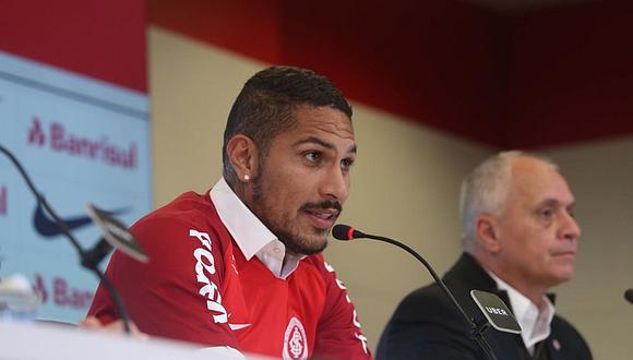 Inter decidió qué hará con Paolo Guerrero si TAS lo suspende