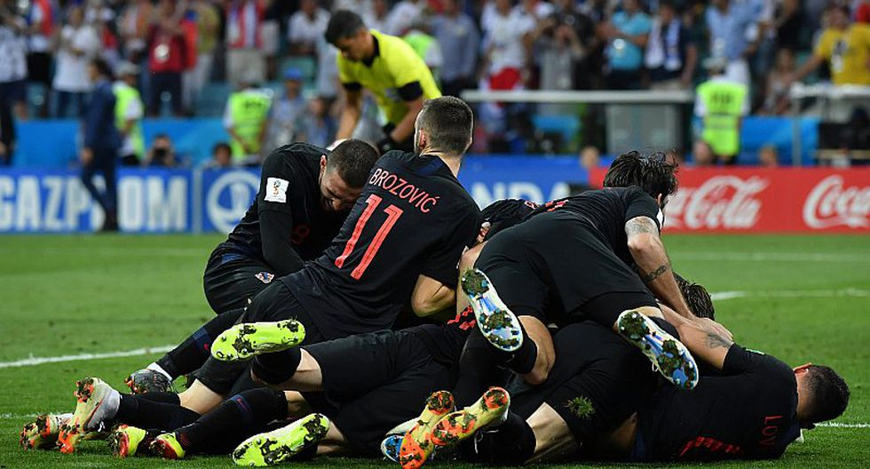 Croacia y la promesa que se hicieron si campeonan en Rusia 2018