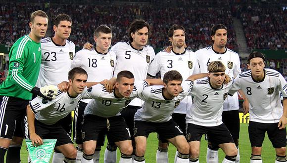 Alemania en busca de la consolidación en el mundial Brasil 2014
