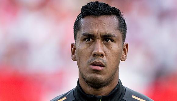 Renato Tapia no sería prioridad en Real Betis de España (Foto: AFP)