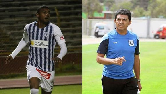 Alianza Lima: Jaime Duarte destacó la actuación de Aldair Fuentes y criticó a Russo por tenerlo relegado | FOTO
