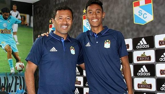 """'Chorri' Palacios sobre su hijo Brandon: """"Yo no he movido ni un dedo para que juegue"""""""