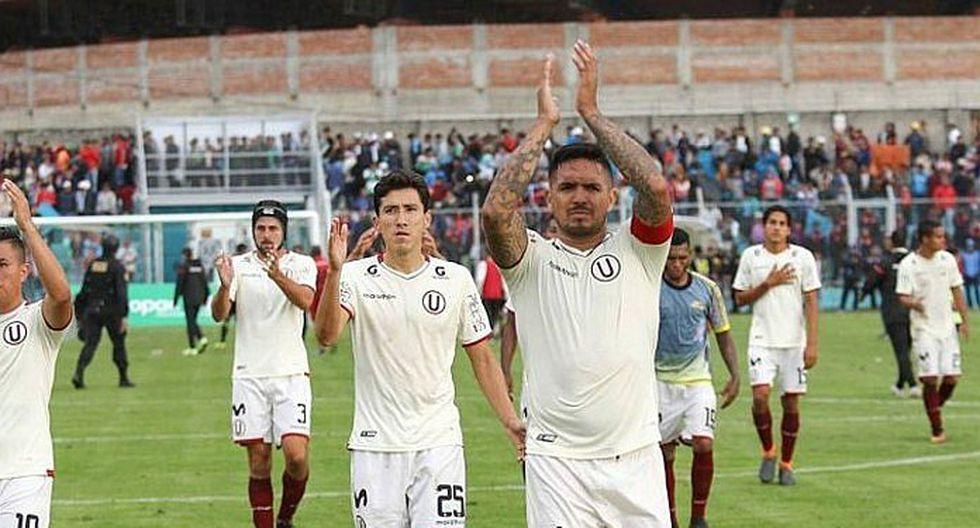 Universitario de Deportes y el once definido para enfrentar a Cantolao