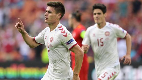 Dinamarca vs. República Checa: chocan por el pase a semifinales de la Eurocopa. (Foto: AFP)