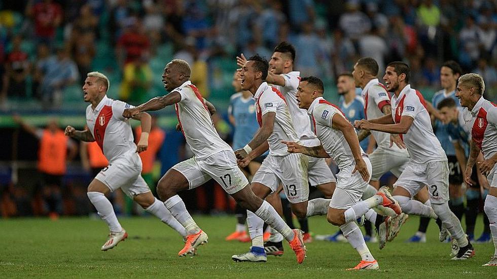 Perú vs. Chile | Así reaccionó la prensa chilena tras la clasificación de la 'Bicolor' a semifinales | FOTOS