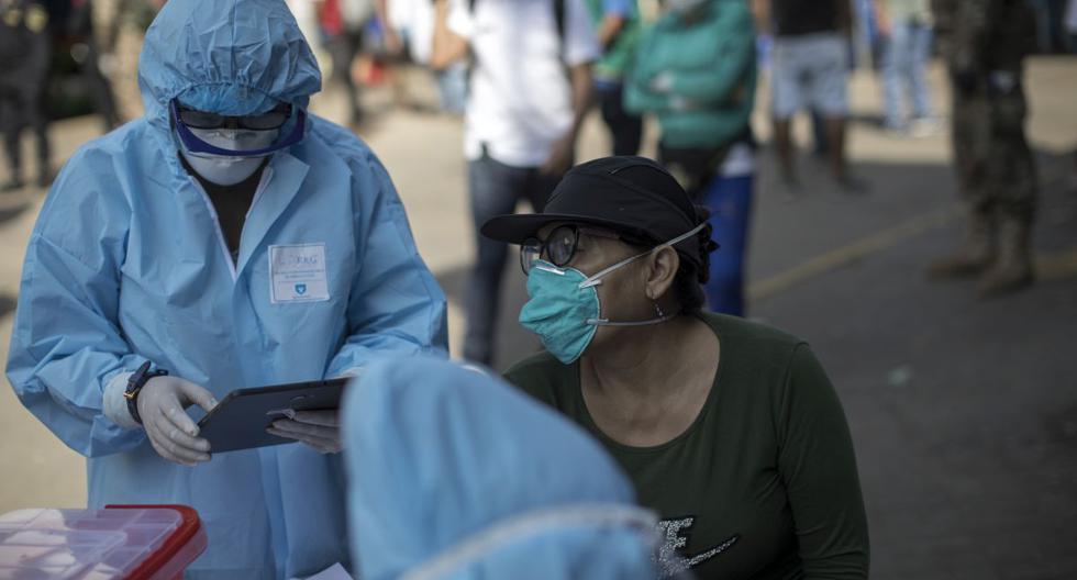 Vacunación contra el COVID-19: más de siete millones 868 mil de peruanos ya fueron inmunizados
