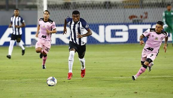 Alianza Lima vs. Sport Boys: Ascues abrió la cuenta de penal [VIDEO]