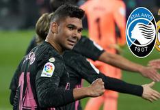 Real Madrid vs. Atalanta EN VIVO: cómo y dónde ver ONLINE