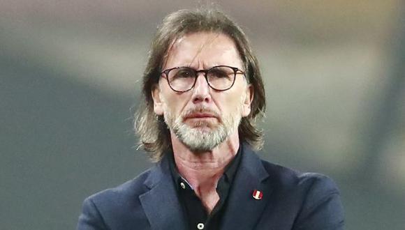 Ricardo Gareca es entrenador de la selección peruana desde marzo del 2015. (Foto: AFP)