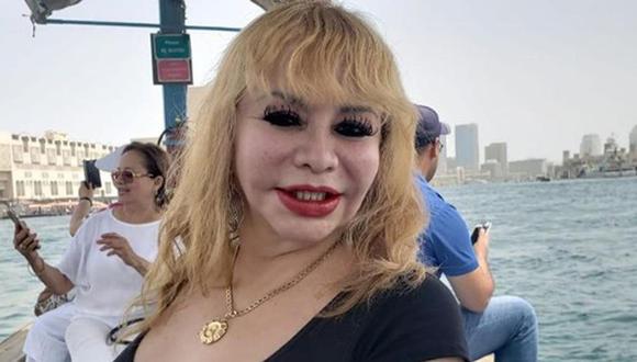 Susy Díaz se encuentra en el ojo de la tormenta tras defender a su ex pareja, Walter Obregón. (Foto: Instagram @sudiazoficial).