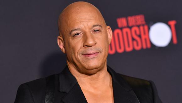 Vin Diesel construirá un estudio de cine en República Dominicana. (Foto: AFP)
