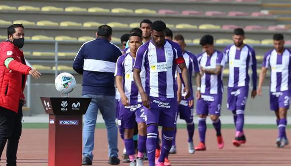 Alianza Lima perdió la categoría en la temporada 2020.