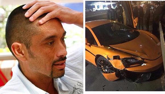 Tenis: exnúmero uno del mundo sufrió terrible accidente [VIDEO]