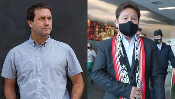 El periodista escribió en su cuenta de Twitter sobre el premier del gobierno de Pedro Castillo, sin embargo, minutos después borró su publicación.