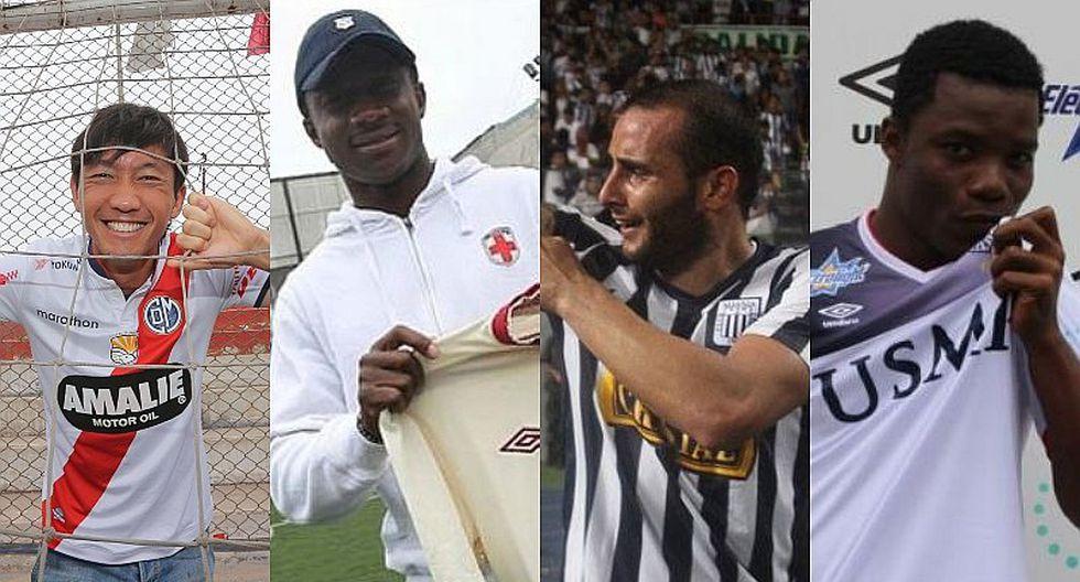 Fútbol peruano: los 15 fichajes más 'raros' que llegaron a Perú en los últimos 30 años | FOTOS