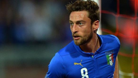 Serie A: Juventus descarta lesión grave de Claudio Marchisio