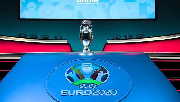 Así se establecen los grupos para la fase previa de la Eurocopa 2020