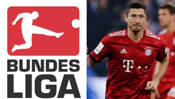 Este sábado 16 de mayo se reinicia la Bundesliga