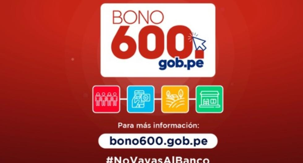 ▷ CONSULTA - Bono S/ 600 ▷ Dónde cobrar este martes 2 de marzo con DNI